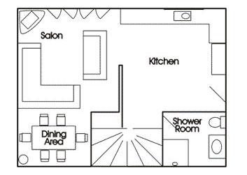 La Maison Bijou - floorplan